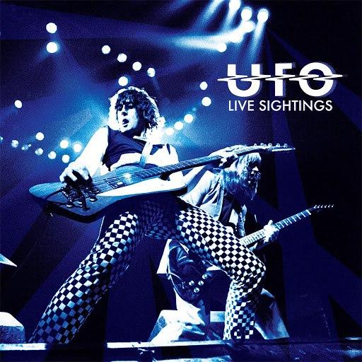 UFO альбом Live Sightings