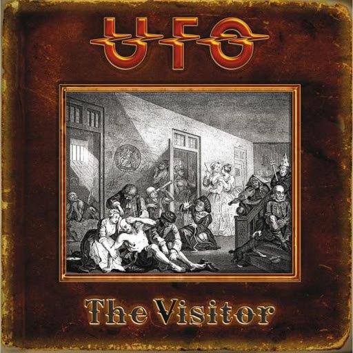 UFO альбом The Visitor (Bonustrack Version)