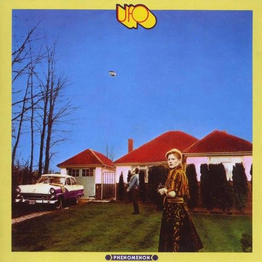 UFO альбом Phenomenon (2007 Remaster)