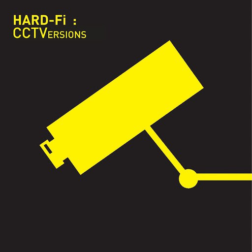 Hard-Fi альбом CCTVersions [Digital Deluxe Version]