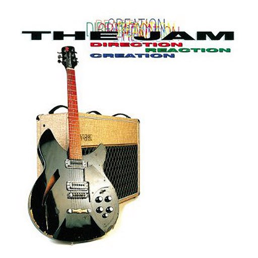 The Jam альбом Direction Reaction Creation (Digitally Remastered)