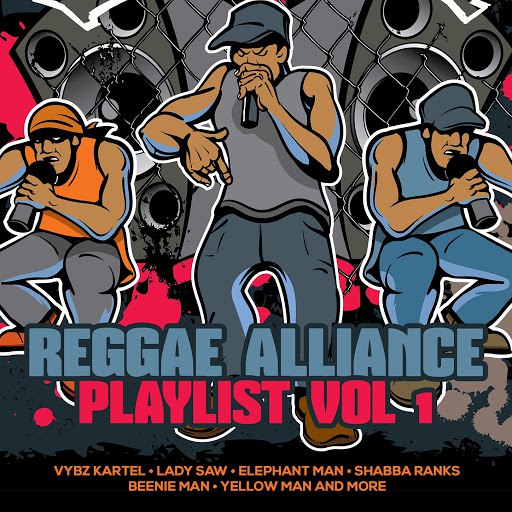 Beenie Man альбом Reggae Alliance Playlist, Vol. 1
