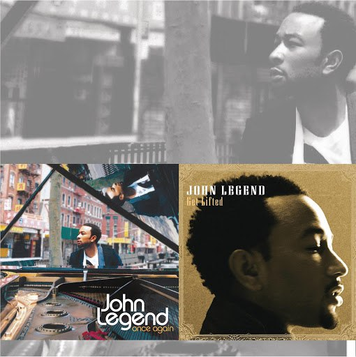 John Legend альбом Get Lifted/Once Again