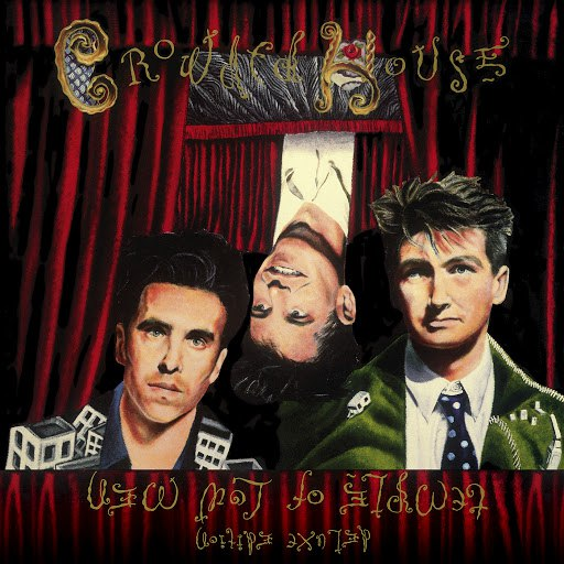 Crowded House альбом Temple Of Low Men (Deluxe)