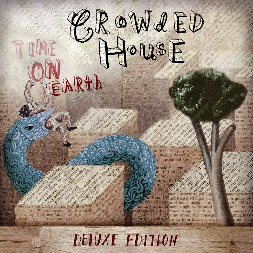 Crowded House альбом Time on Earth (Deluxe Edition)