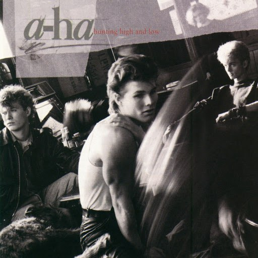 A-ha альбом Hunting High And Low