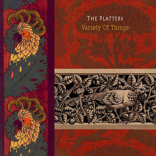 The Platters альбом Variety Of Things
