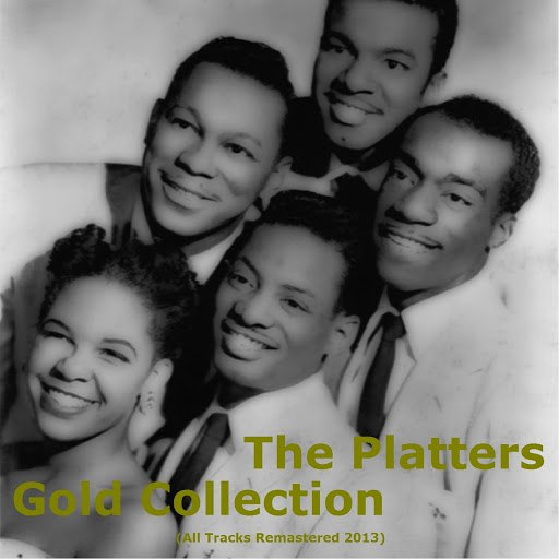 The Platters альбом Gold Collection (All Tracks Remastered 2013)