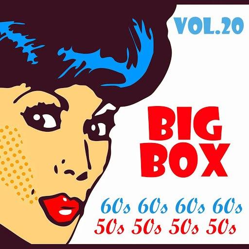 The Platters альбом Big Box 60s 50s Vol. 20