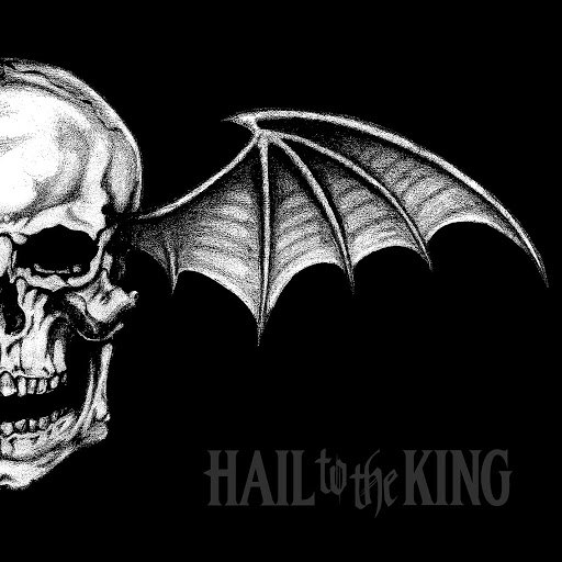 Avenged Sevenfold альбом Hail to the King