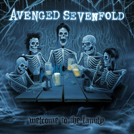 Avenged Sevenfold альбом Welcome To The Family (Deluxe Single)