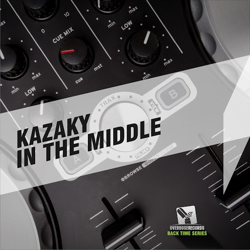 Kazaky альбом In The Middle - Ep