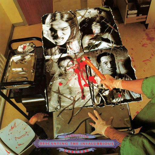 Carcass альбом Necroticism - Descanting the Insalubrious (Full Dynamic Range Edition)
