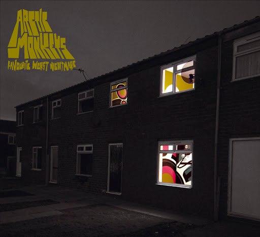 Arctic Monkeys альбом Favourite Worst Nightmare
