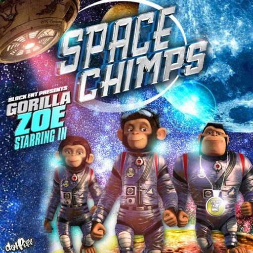 Gorilla Zoe альбом Space Chimps