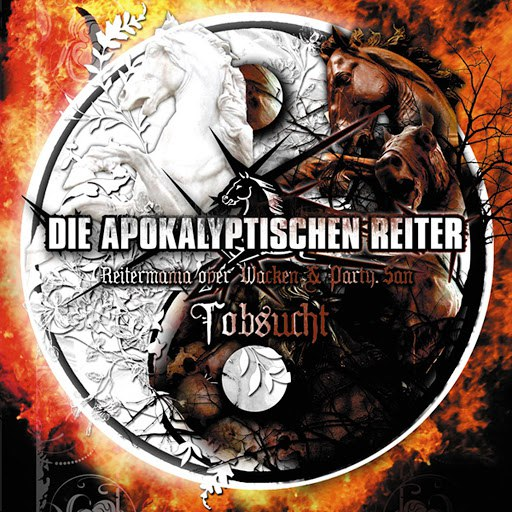 Die apokalyptischen reiter альбом Tobsucht (Reitermania Over Wacken & Party.San)