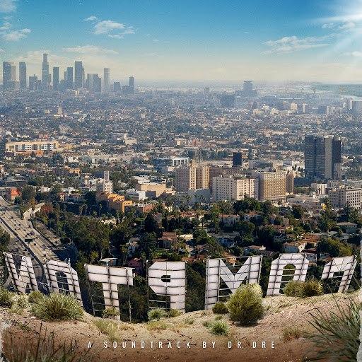 Dr. Dre альбом Compton (Edited)