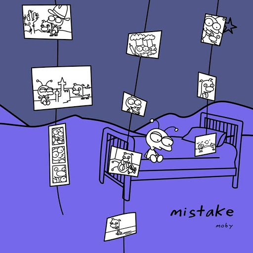 Moby альбом Mistake