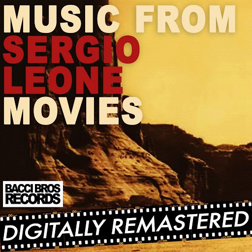 Ennio Morricone альбом Music from Sergio Leone Movies