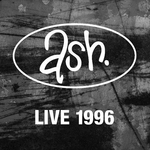 Ash альбом Live 1996 (Remastered)