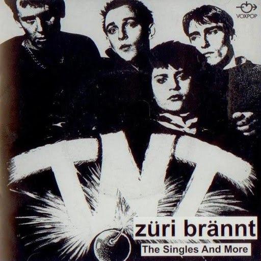 TNT альбом Züri Brännt - The Singles and More