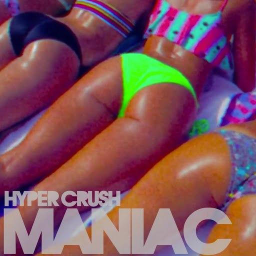 Hyper Crush альбом Maniac