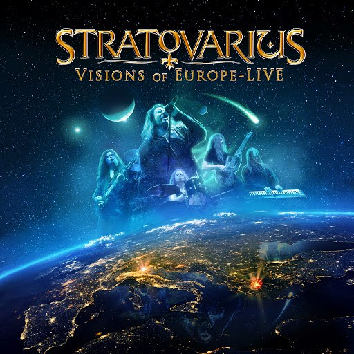 Stratovarius альбом Visions of Europe (Reissue 2016) [Remastered]