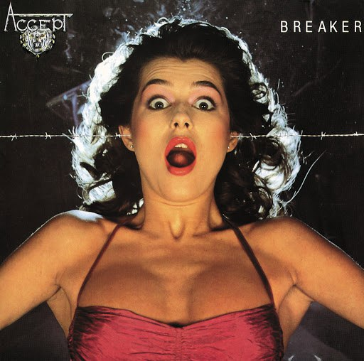 Accept альбом Breaker
