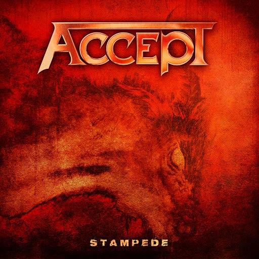 Accept альбом Stampede