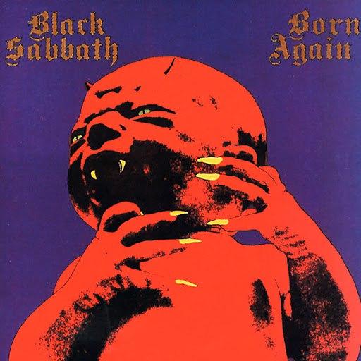 Black Sabbath альбом Born Again