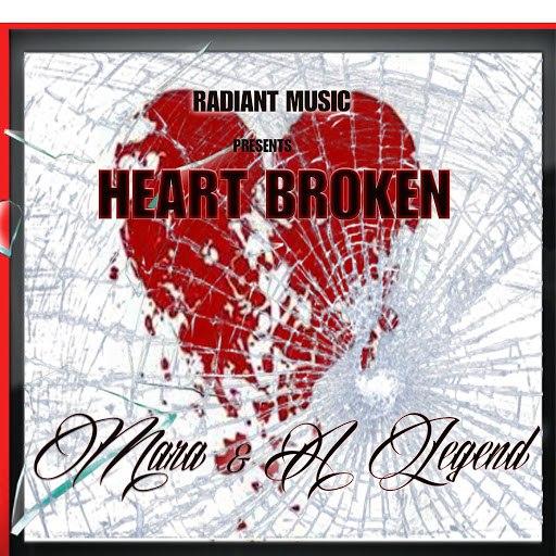 Мара альбом Heartbroken (feat. Alegend)