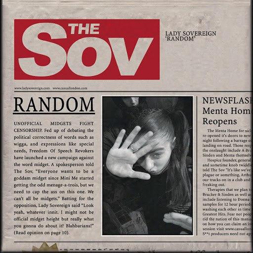 Lady Sovereign альбом Random