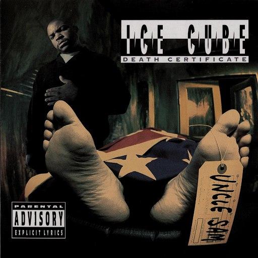 Ice Cube альбом Death Certificate