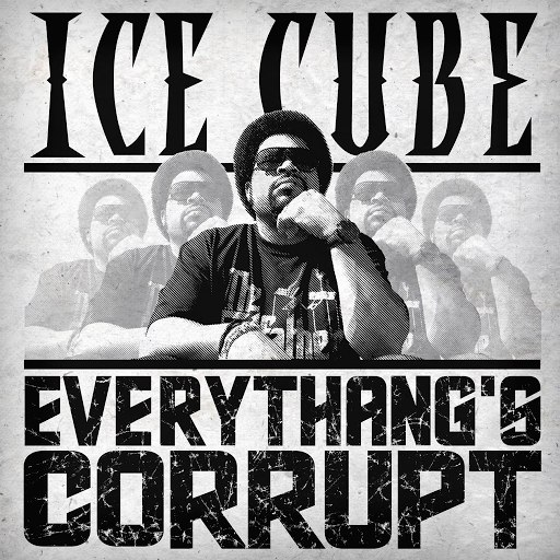 Ice Cube альбом Everythang's Corrupt