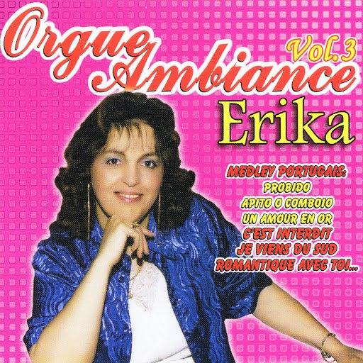 Erika альбом Orgue Ambiance Vol. 3