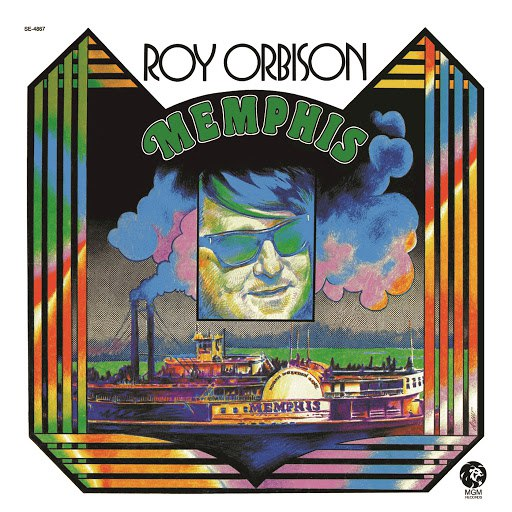Roy Orbison альбом Memphis (Remastered)