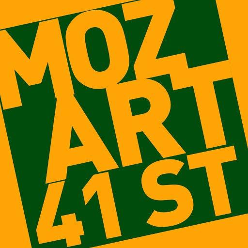 Wolfgang Amadeus Mozart альбом Mozart 41