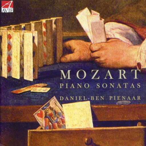 Wolfgang Amadeus Mozart альбом Mozart: Piano Sonatas