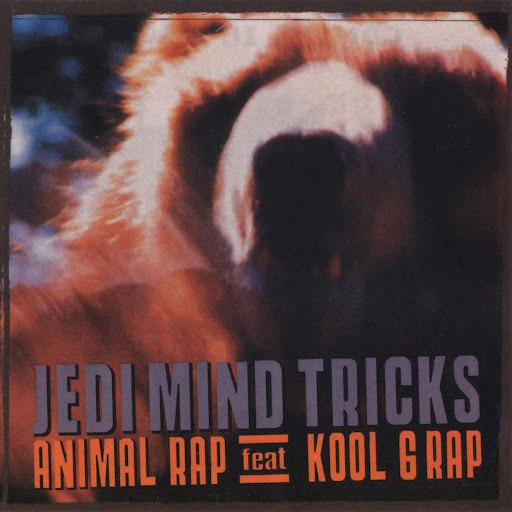Jedi Mind Tricks альбом Animal Rap (EP)