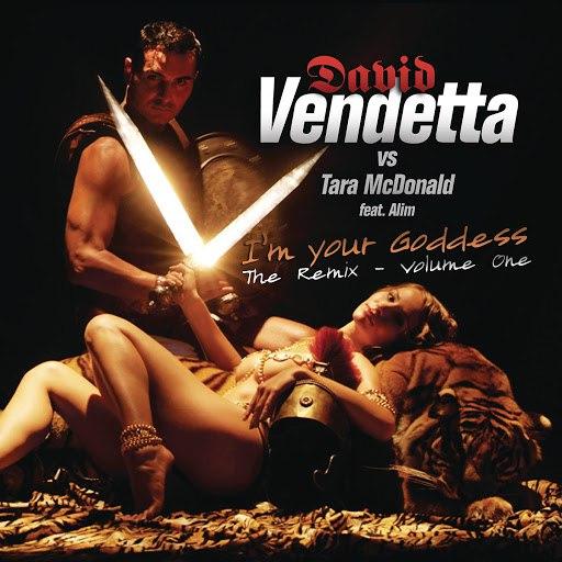 David Vendetta альбом I'm Your Goddess