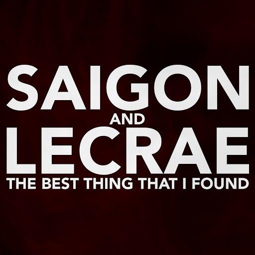 Saigon альбом Best Thing That I Found (feat. Lecrae & Corbett)
