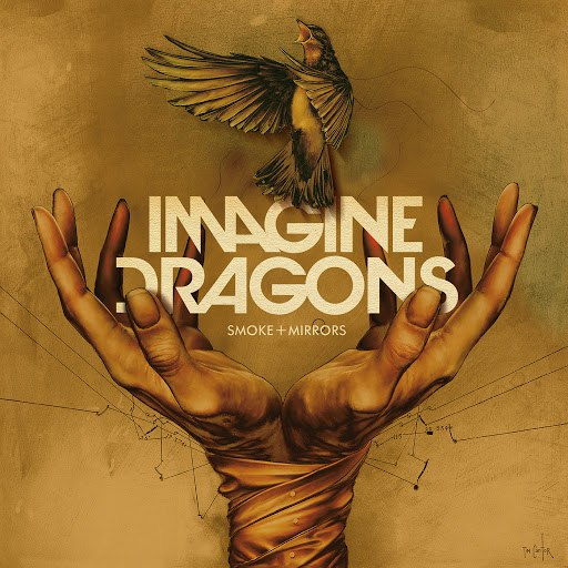 Imagine Dragons album Smoke + Mirrors (Deluxe)