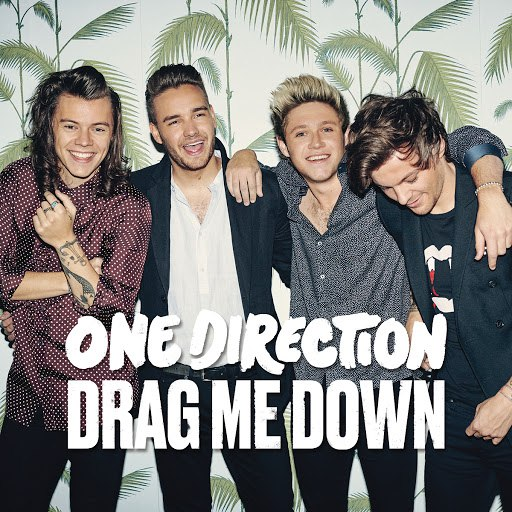 One Direction альбом Drag Me Down