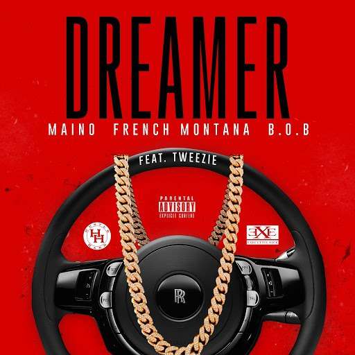 Maino альбом Dreamer (feat. French Montana, B.O.B & Tweezie)