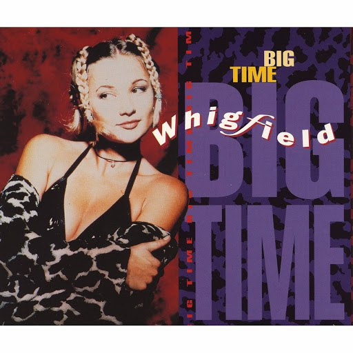 Whigfield альбом Big Time