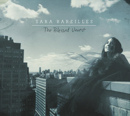 Sara Bareilles альбом The Blessed Unrest