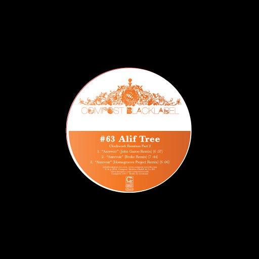 Alif Tree альбом Black Label #63 - Clockwork Remixes Pt. 2