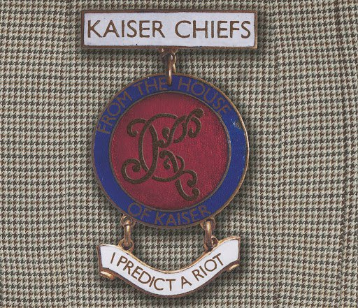 Kaiser Chiefs альбом I Predict A Riot (US Int'l Comm Single)