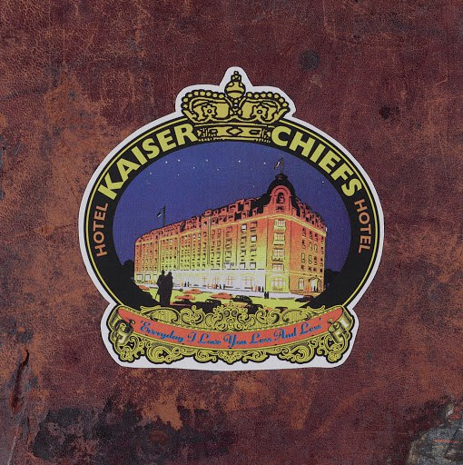 Kaiser Chiefs альбом Everyday I Love You Less And Less (Boys Noize Mix)
