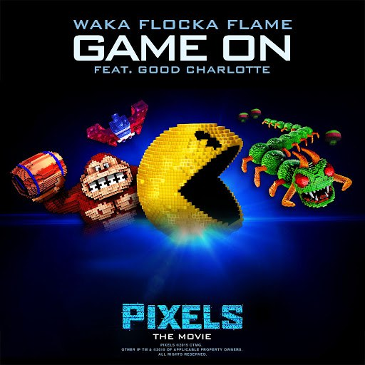 """Waka Flocka Flame альбом Game On (feat. Good Charlotte) [from """"Pixels - The Movie""""]"""